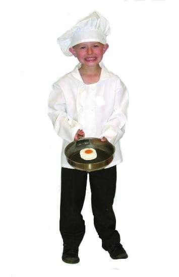 boys chef costume kids love fancy dress. Black Bedroom Furniture Sets. Home Design Ideas